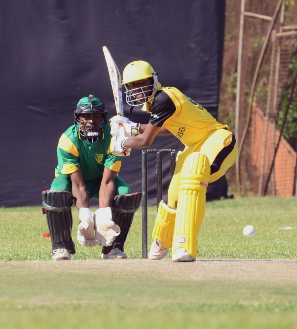 Uganda Batsman